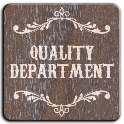 Quality Department